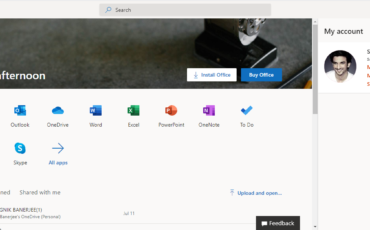 Use MS Office on your Web browser