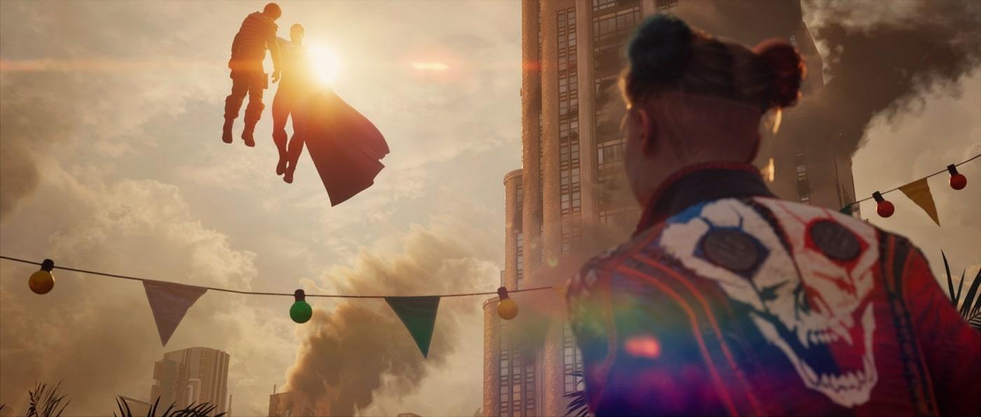 suicide Squad Kill teh Justice league screenshot 3 min