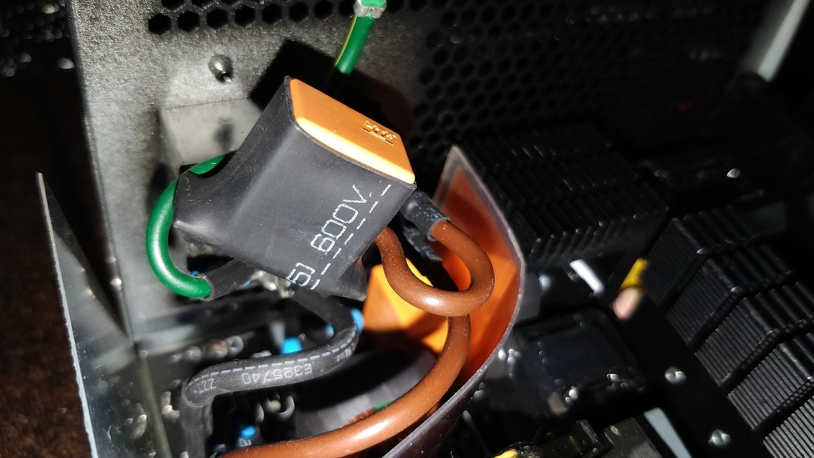 EMI filter circuit. min