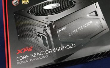 XPG 650 Core reactor Power supply review