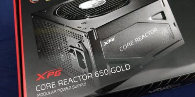 XPG 650 Core reactor Power supply review