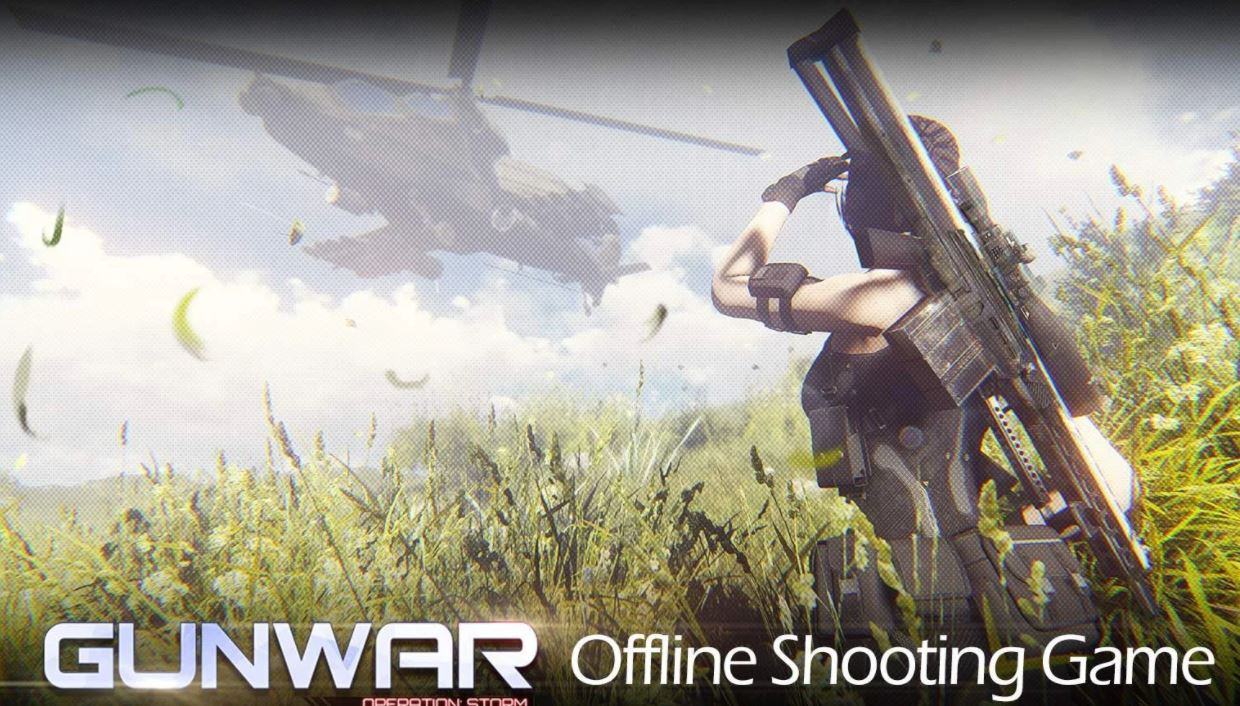 Gun ware offline shooting game