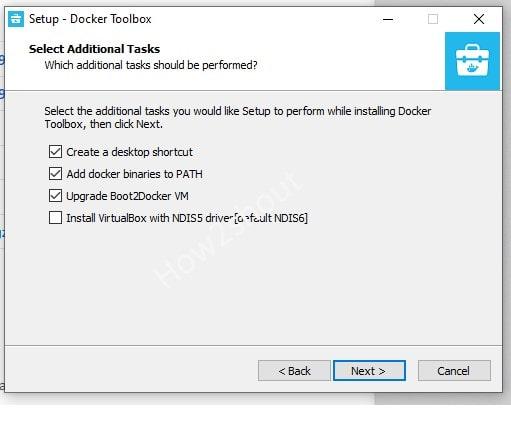 Install Docker wihout Hyper V on Windows 10 min