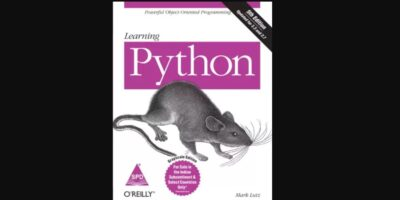 Learnig Python book best min