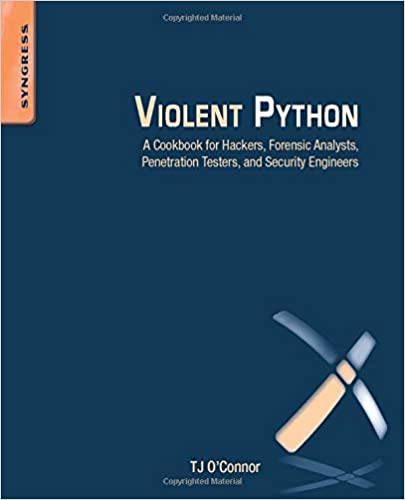 Violent Python book best to learn hacking min