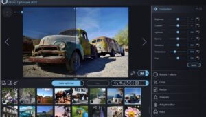 Windows 10 Ashampoo Photo editing Optimizer 2020