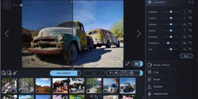 Windows 10 Ashampoo Photo editing Optimizer 2020