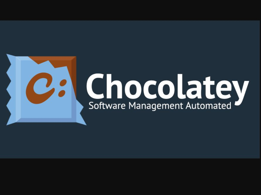 Chocolatey Windows 10 SOftware Management command line