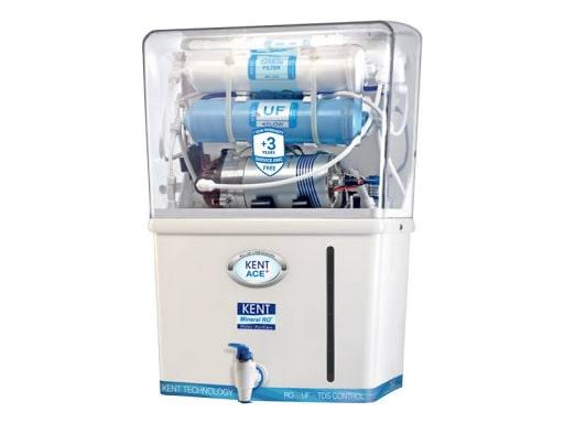 Kent Ace 8 L RO UV UF TDS Water Purifier min