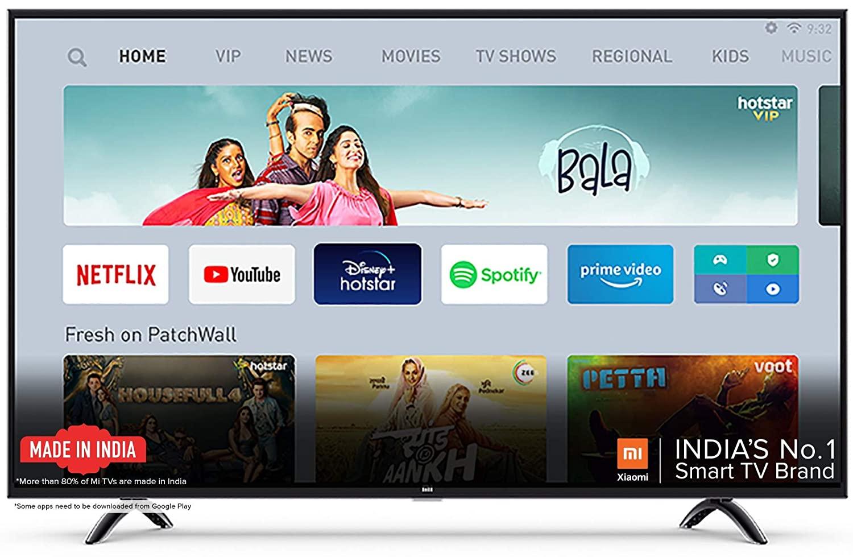 Mi 4A Pro 108 cm Full HD LED Smart Android TV min