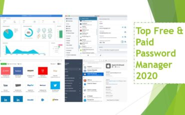 Top Free Paid Password Manager 2020 min