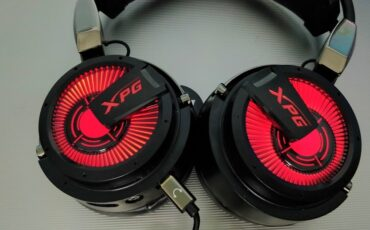 XPG LED Precog headset review