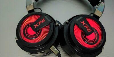 XPG LED Precog headset review