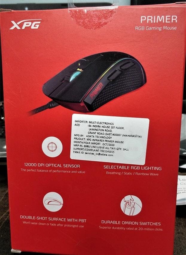 Back side box XPG Primer mouse min