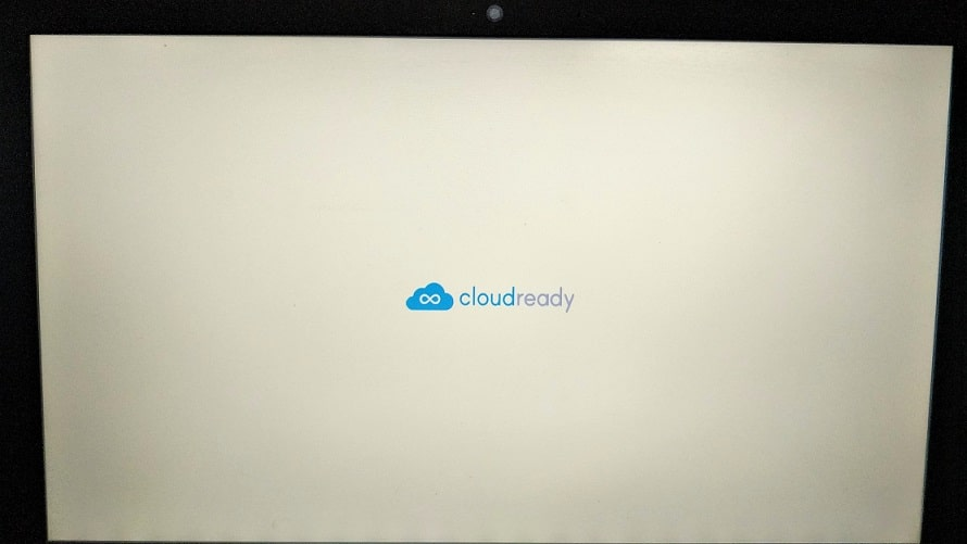 Cloudready botting up min