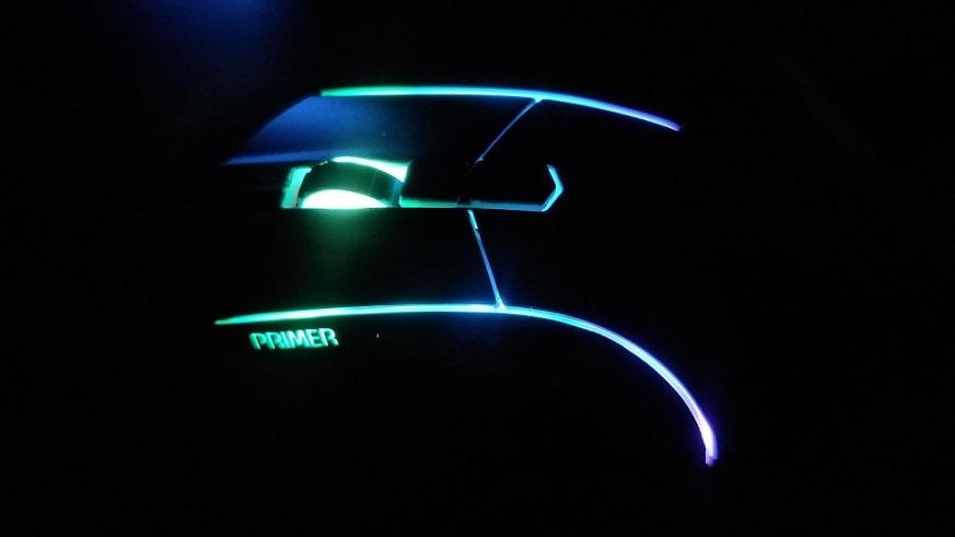 RGB XPG Gaming mouse test min