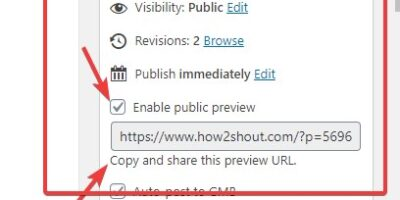 Share Wordpress Draft post with some specific user