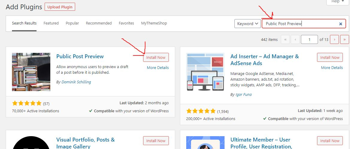 wordpress restrict content to specific user