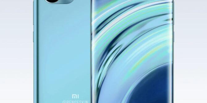 Xiaomi Mi 11 with Snapdragon 888