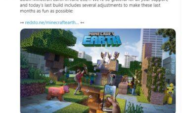 Minecraft shutdown