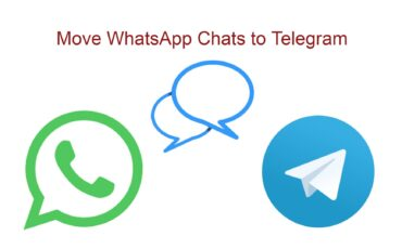 Move Whatsapp Chats to Telegram Messenger min