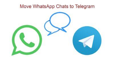 Move Whatsapp Chats to Telegram Messenger min