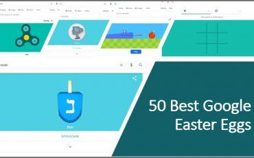 Best Google Easter Eggs hidden