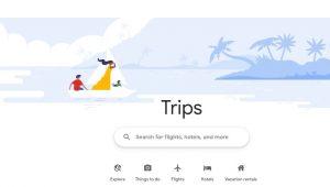 Google Travel a best alternative to Google Trips min