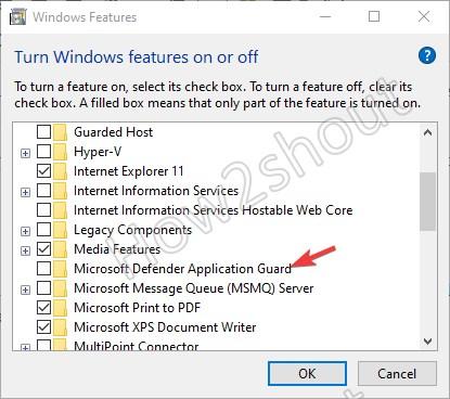 Microsoft Defender Guard