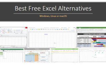 Best Free Open source Microsoft Excel Alternatives min