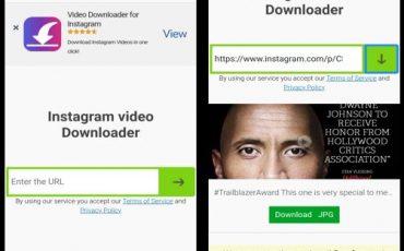 Download Instagram Image or Video using browser min