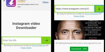 Download Instagram Image or Video using browser min
