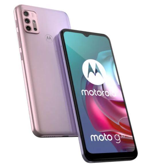 Moto G30 smartphone 10k to 15k