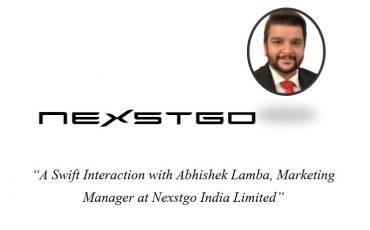 Abhishek Lamba Marketing Manager at Nexstgo India Limited min