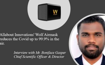 Allabout Innovations Mr. Boniface Gasper Chief Scientific Officer Director