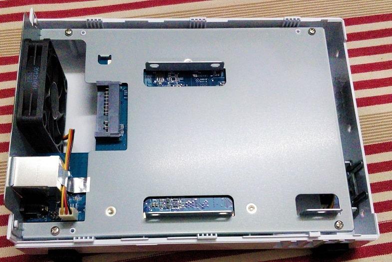 Internel Hard disk Bracket DS120J min
