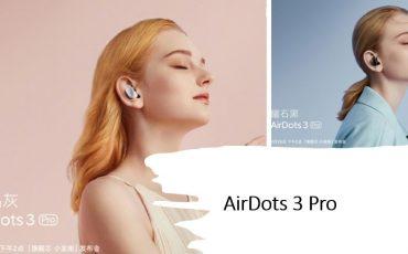 Xiaomi AirDots Pro min