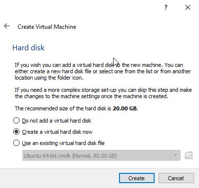 Create Windows 11 Virtual hard disk
