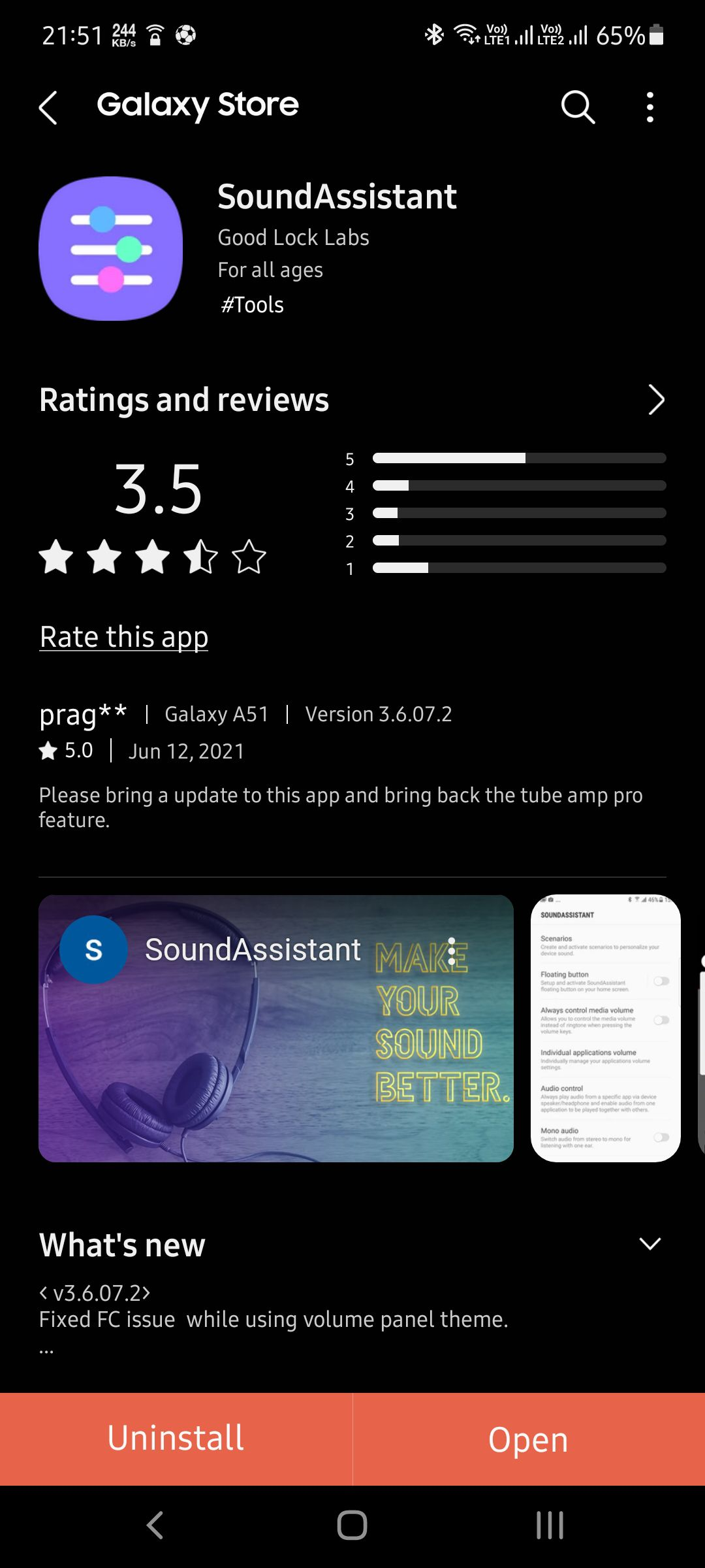 Download samsung Sound Assistant
