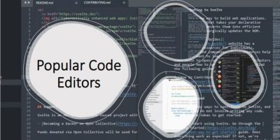 4 Most Popular Code Editors for developers min