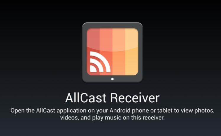 AllCast for Fire TV min