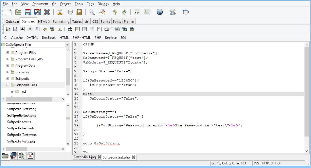 Bluefish Code editor best for Windows 10 or 11 in 2021 min