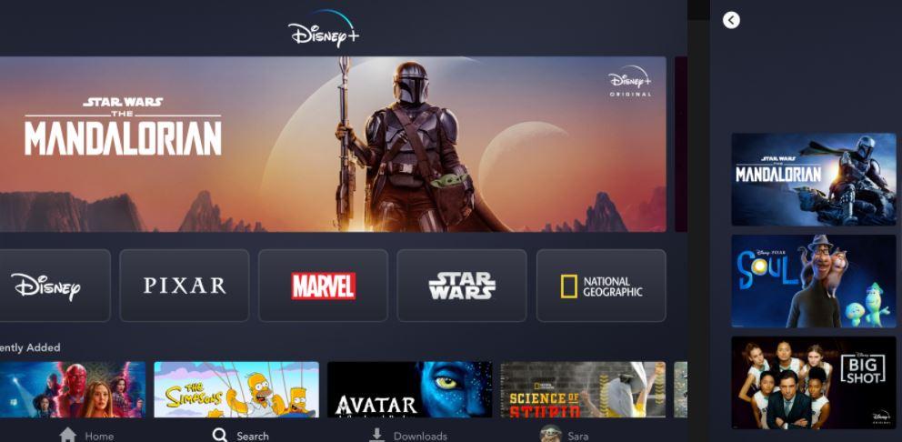 Disney min