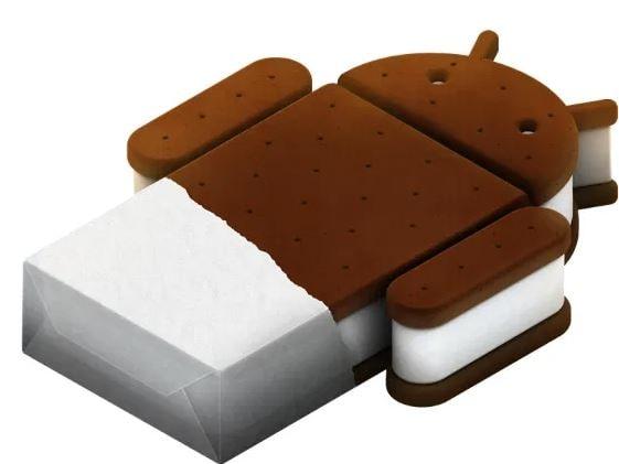 Ice Cream Sandwich Android min
