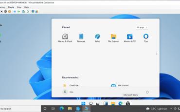 Install Windows 11 on WIndows 10 Hyper V