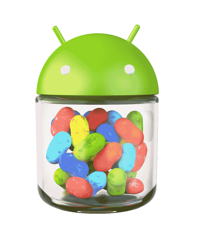 Jelly bean Android min