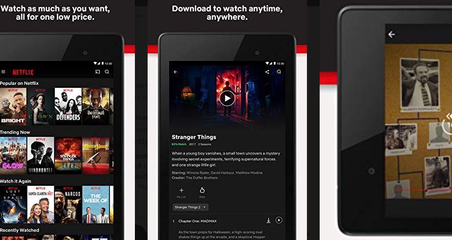 Netflix For Fire TV min