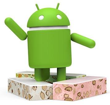 Nougat Android version list min