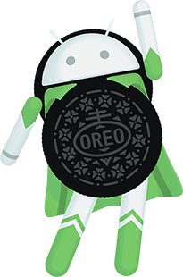 Oreo list of Android version min