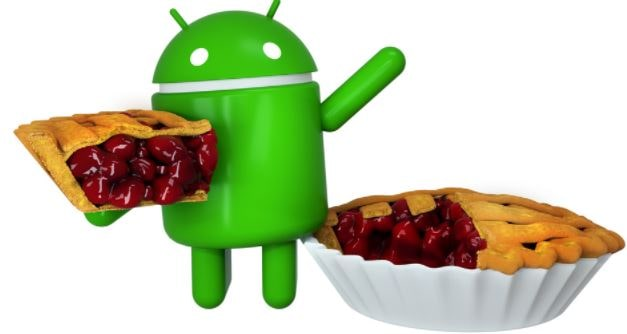 Pie Version of Android min
